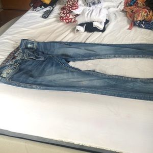 Rock Revivals Women Jeans